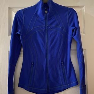 Lululemon Royal Blue Define Jacket